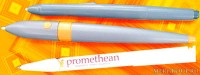 Карандаш электронный Promethean ACTIVPen3 grey/orange PRM-ACTIVPEN3